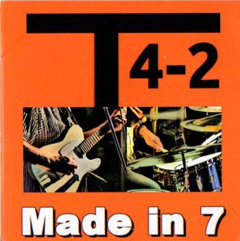 Album CD Rolf Lott T4-2 Made In 7