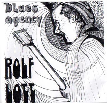 Album rolf lott blues agency